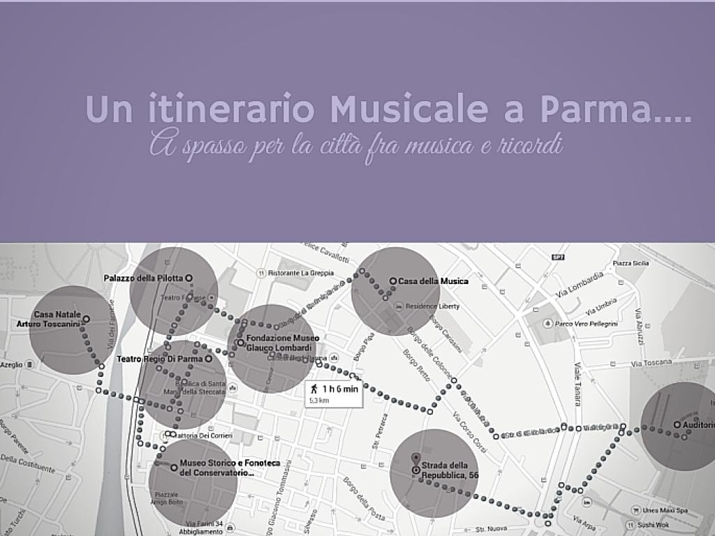 Un Insolito Itinerario Musicale in Città (1)