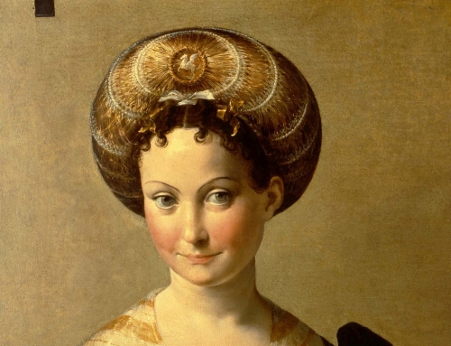 Galleria Nazionale di Parma per ammirare le opere di Leonardo Da Vinci, del Correggio, del Parmigianino …