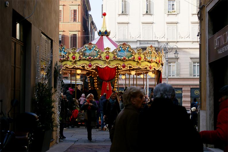 Piazza della Steccata