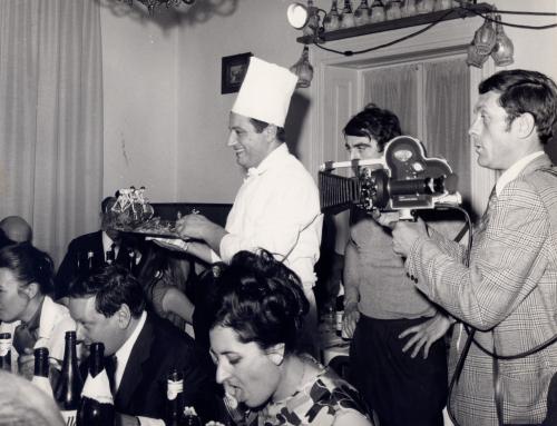 Memorie gastronomiche dello Chef Ivo Gavazzi | puntata 3 IL PRIMO PRANZO VERDIANO E L'AUTENTICO RISOTTO DEL MAESTRO