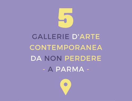 5 Gallerie d'Arte Contemporanea a Parma da non perdere