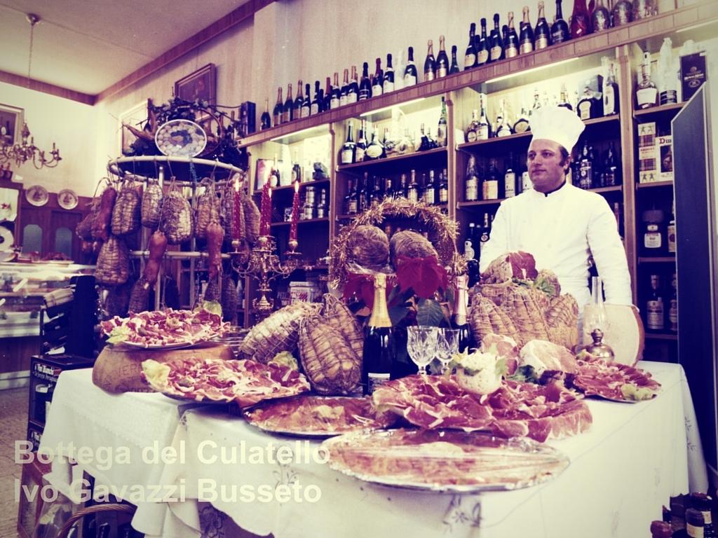 cucina parmigiana chef ivo gavazzi