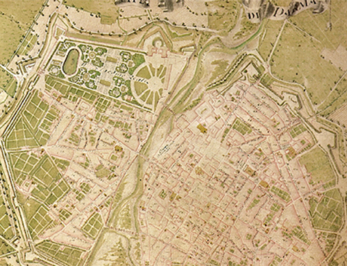 Tappa 4 | Viale Mentana: Parma Farnesiana