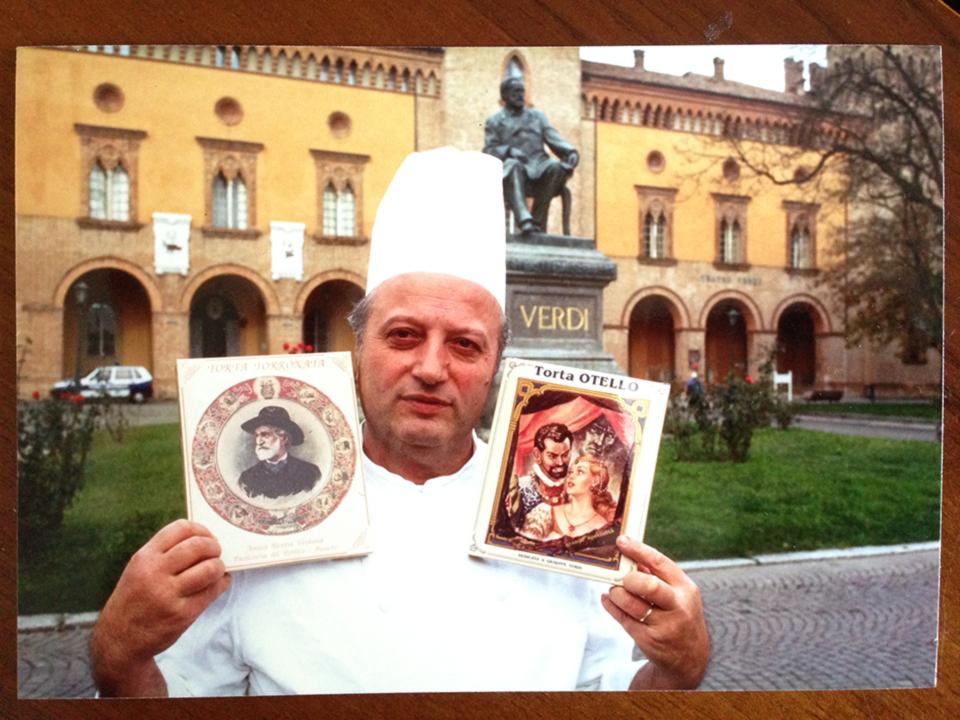 Memorie gastronomiche dello Chef Ivo Gavazzi | puntata 5 APRO LA MIA PASTICCERIA