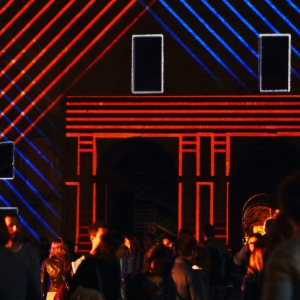 video-mapping parma