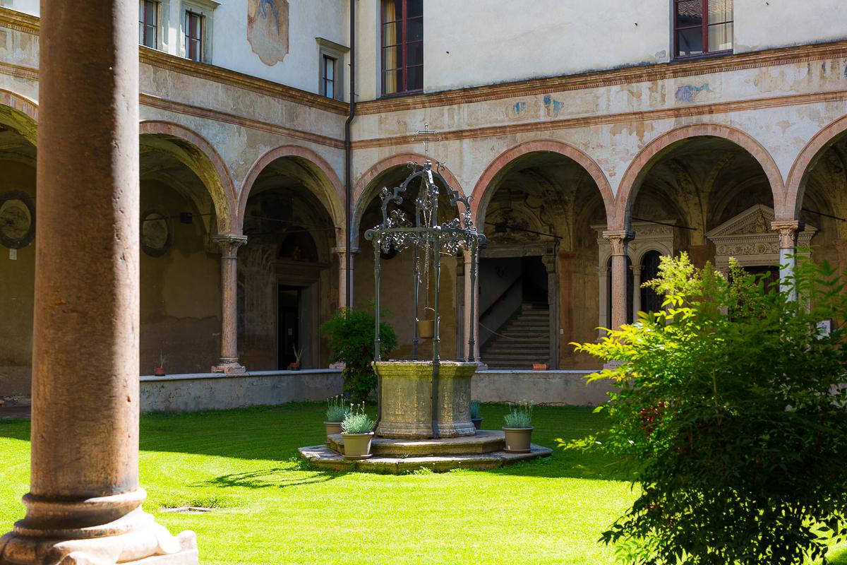 Biblioteca di San Giovanni Evangelista: un tesoro da scoprire